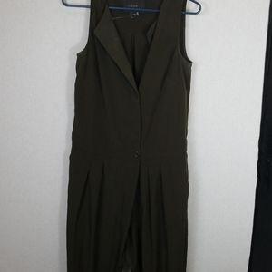 Jcrew Women jump Suit Size 4 p